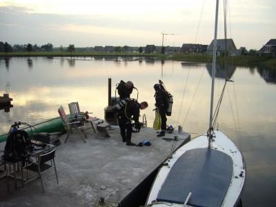 Duik in Meerstad