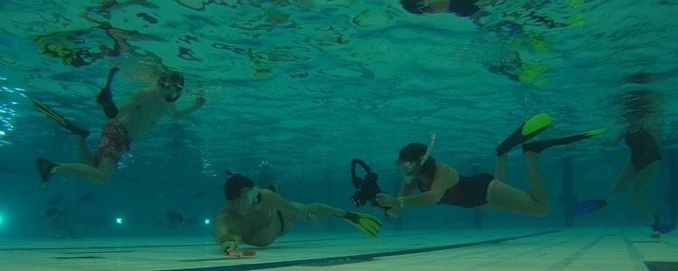 Onderwater Hockey