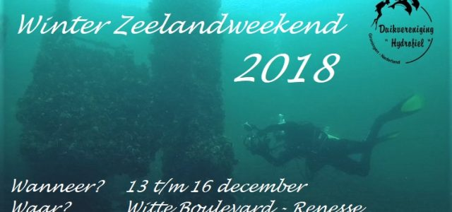 Winter Zeelandweekend 2018