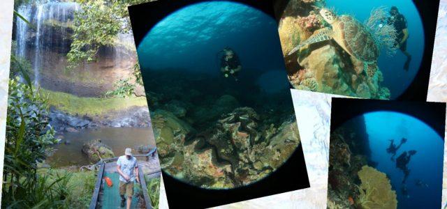 Winteravondvertelling: Duikreis naar Palau