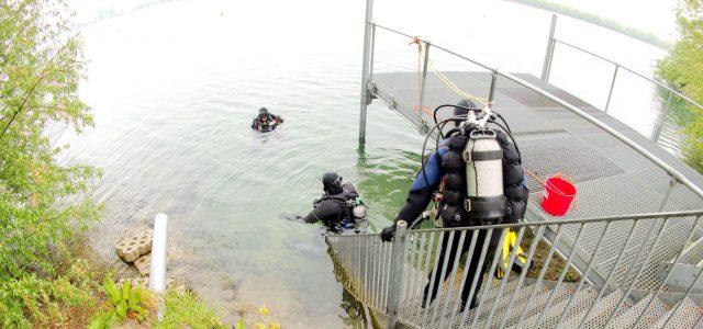 Dagje duiken in midden Nederland