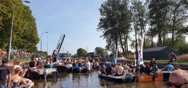 Deelname Hydrofiel als veiligheidsduikteam bij de Groninger Swim Challenge 2019
