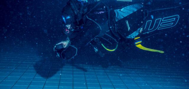 Kompastraining in het zwembad op 28 november 2020